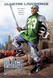 Black Knight Poster