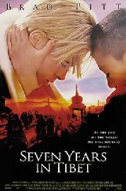 Seven Years in Tibet Poster