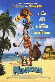 Madagascar Poster