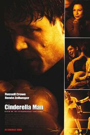Cinderella Man Poster