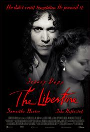 The Libertine Poster