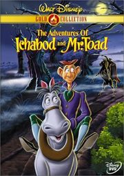 The Adventures of Ichabod and Mr. Toad Poster