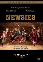 Newsies Poster