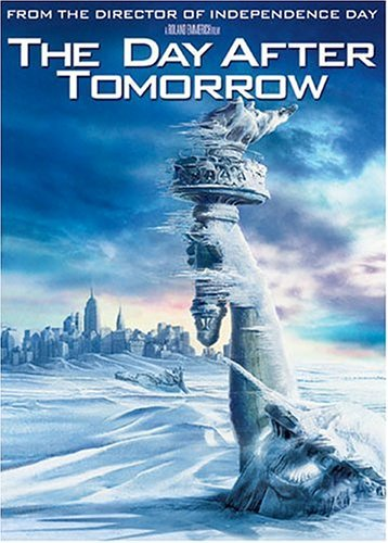 Poster del film The day after tomorrow - L'alba del giorno dopo