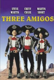&iexcl;Three Amigos! Poster