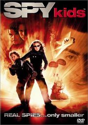 Spy Kids Poster