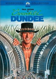 Crocodile Dundee Poster