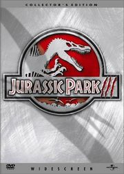 Jurassic Park III Poster