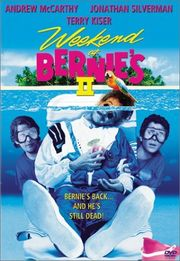 Weekend at Bernie's II Poster