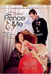 The Prince and Me poster Julia Stiles Paige