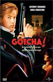 Poster Gotcha! Movie