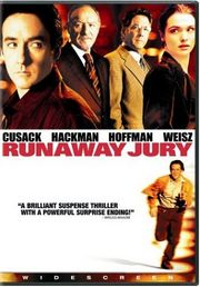 Runaway Jury Poster