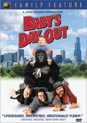 Baby&#039;s Day Out Poster
