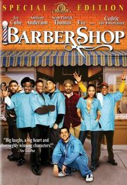 Barbershop Poster