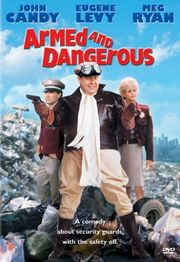 Armed and Dangerous Poster