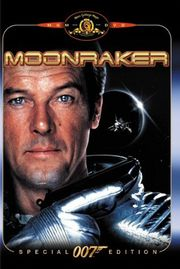 Moonraker Poster
