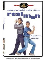 Real Men Poster