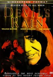 The Devil&#039;s Rain Poster