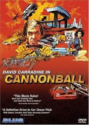 Cannonball! Poster