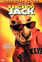 Kangaroo Jack Poster