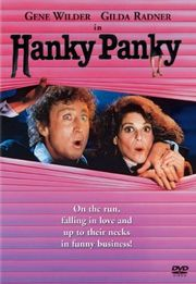 Hanky Panky Poster