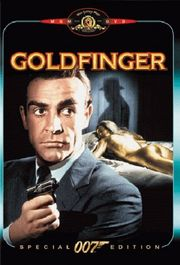 Goldfinger Poster