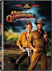 Allan Quatermain and the Lost City of Gold Poster