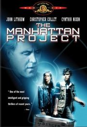 The Manhattan Project Poster