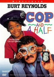 Cop and &frac12; Poster