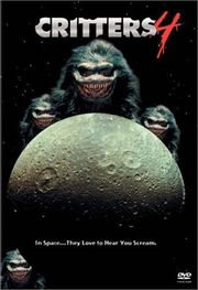 Critters 4 - They're Invading Your Space