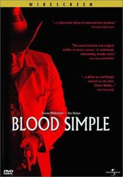 Blood Simple. movies in USA