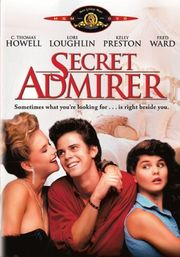 Secret Admirer poster C. Thomas Howell Michael Ryan