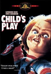 Child&#039;s Play Poster