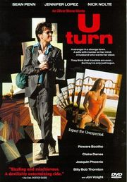 U Turn Poster