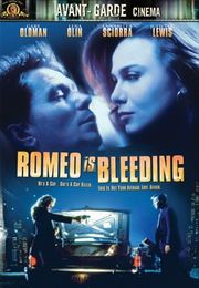 Romeo Is Bleeding Poster