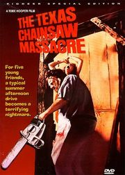 The Texas Chain Saw Massacre Poster