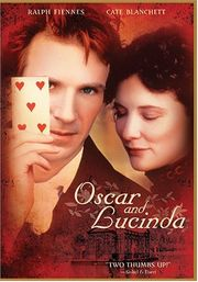 Oscar and Lucinda Poster