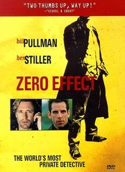 Zero Effect Poster