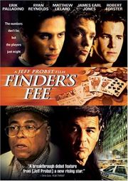 Finder&#039;s Fee Poster
