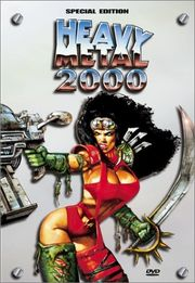 Watch Heavy Metal 2000 (2000) Online Megashare Trailler