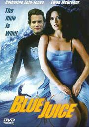 Blue Juice Poster
