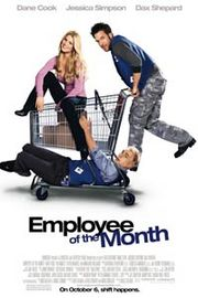 Poster Employee of the Month Movie