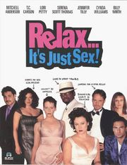 Relax... It's Just Sex Poster