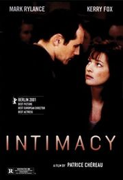 Intimacy poster Mark Rylance Jay