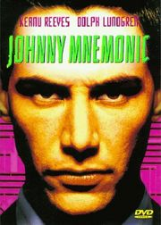 Johnny Mnemonic Poster
