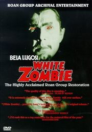White Zombie Poster