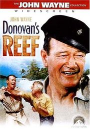 Donovan&#039;s Reef Poster