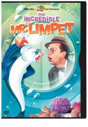 The Incredible Mr. Limpet Poster