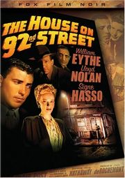 The House on 92nd Street Poster