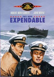 They Were Expendable Poster